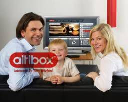 Altibox til Fusa