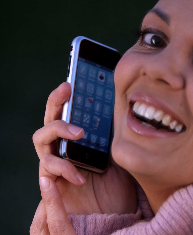 Velg Iphone-abonnement selv