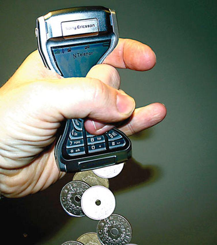 Elektronisk lommebok