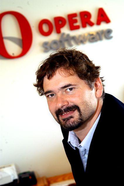 Mobilt internett løfter Opera