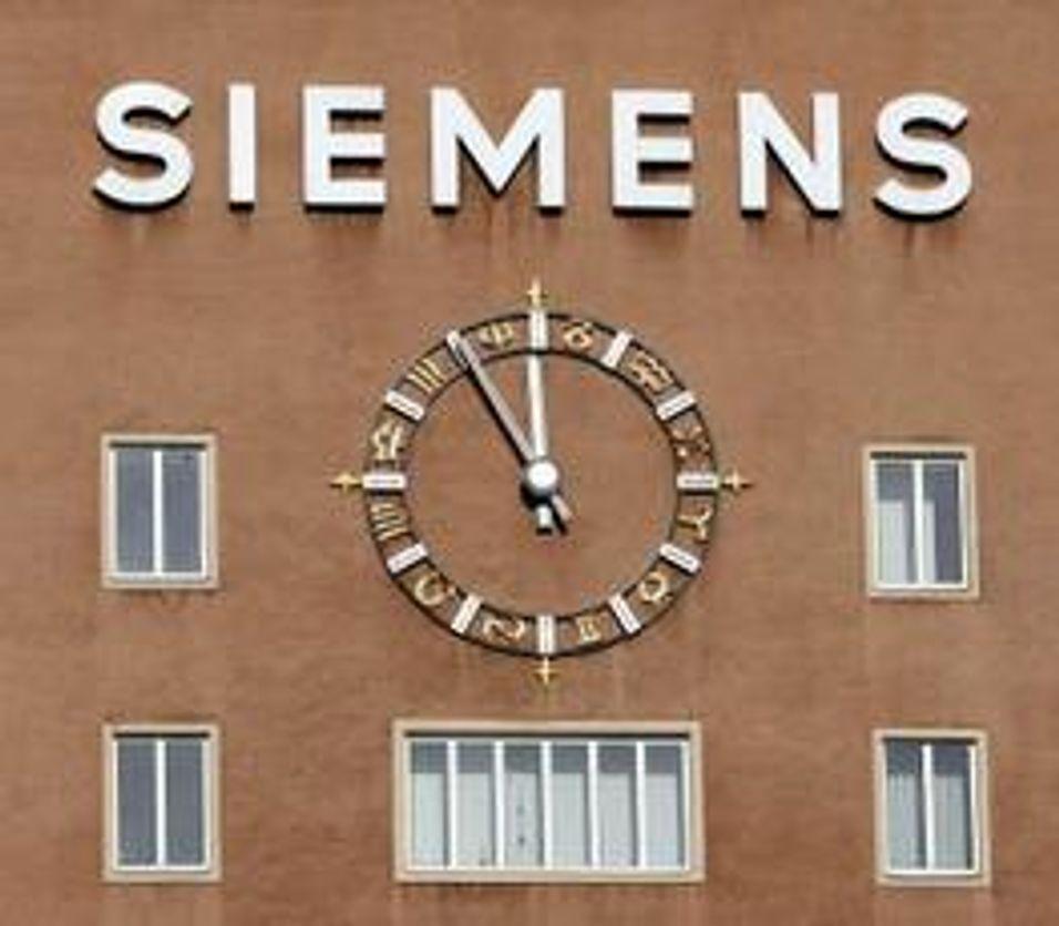 Siemens selger telefonproduksjon
