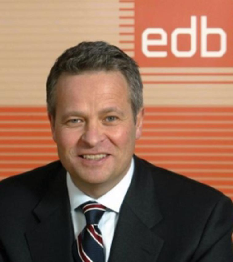 EDB med 25 prosent vekst