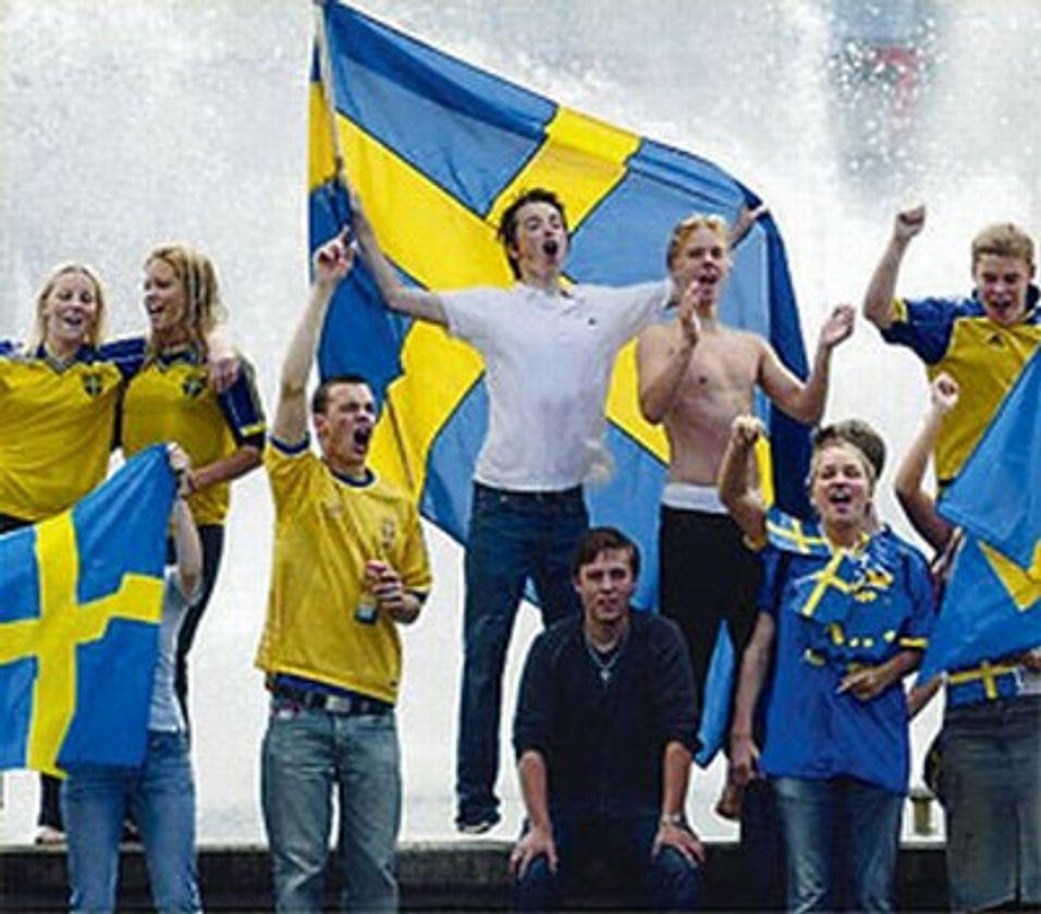 Billigere i Sverige