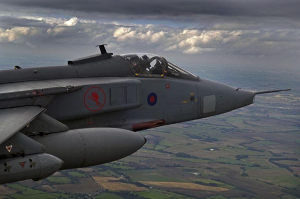 Kampen om kampflyene
