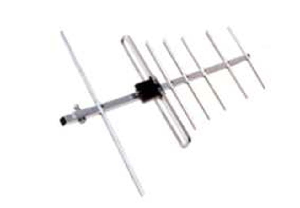 Mer fart med antenne
