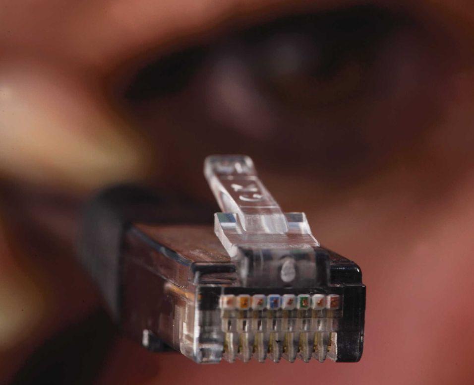 Kabel vokser mer enn DSL