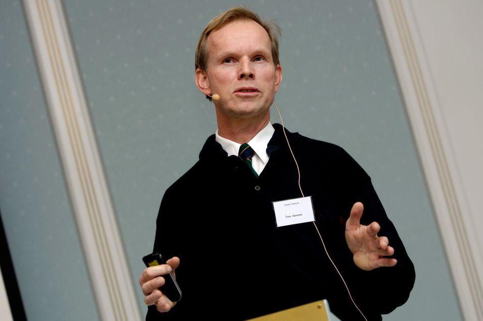 """Foreslår """"Norgespakke"""" for de bredbåndsløse"""