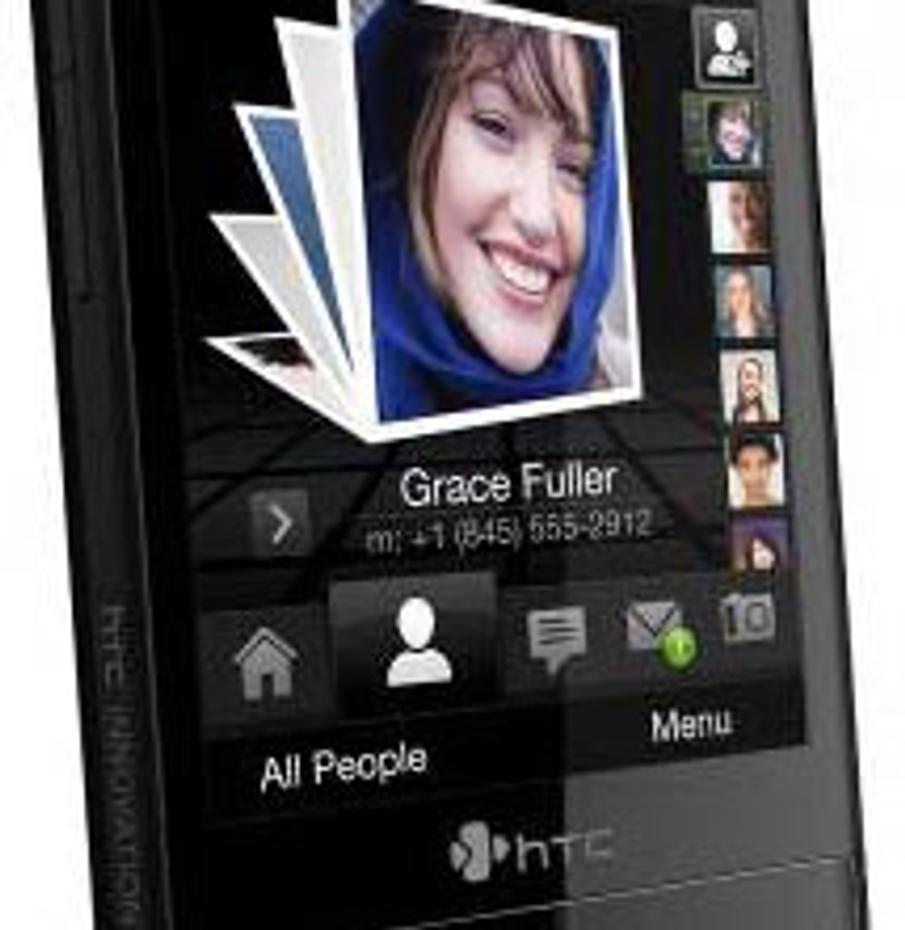 HTC lanserer Touch Diamond