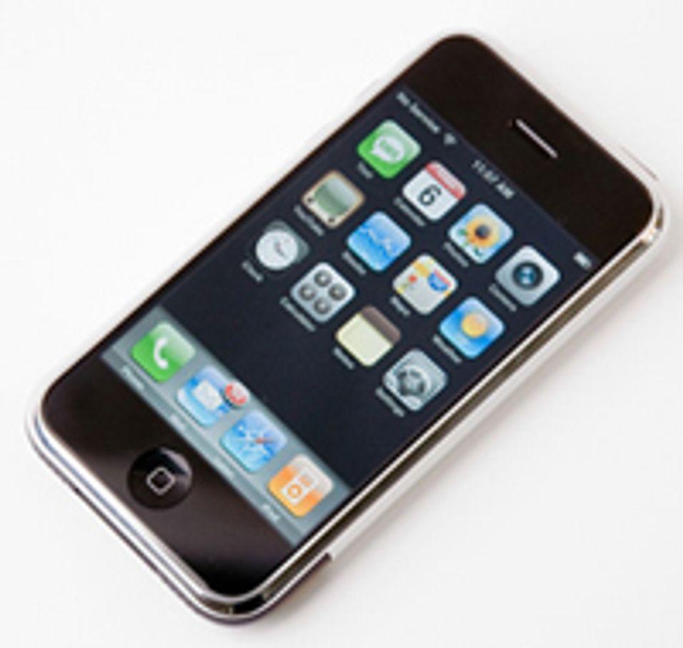 Flere land får Iphone