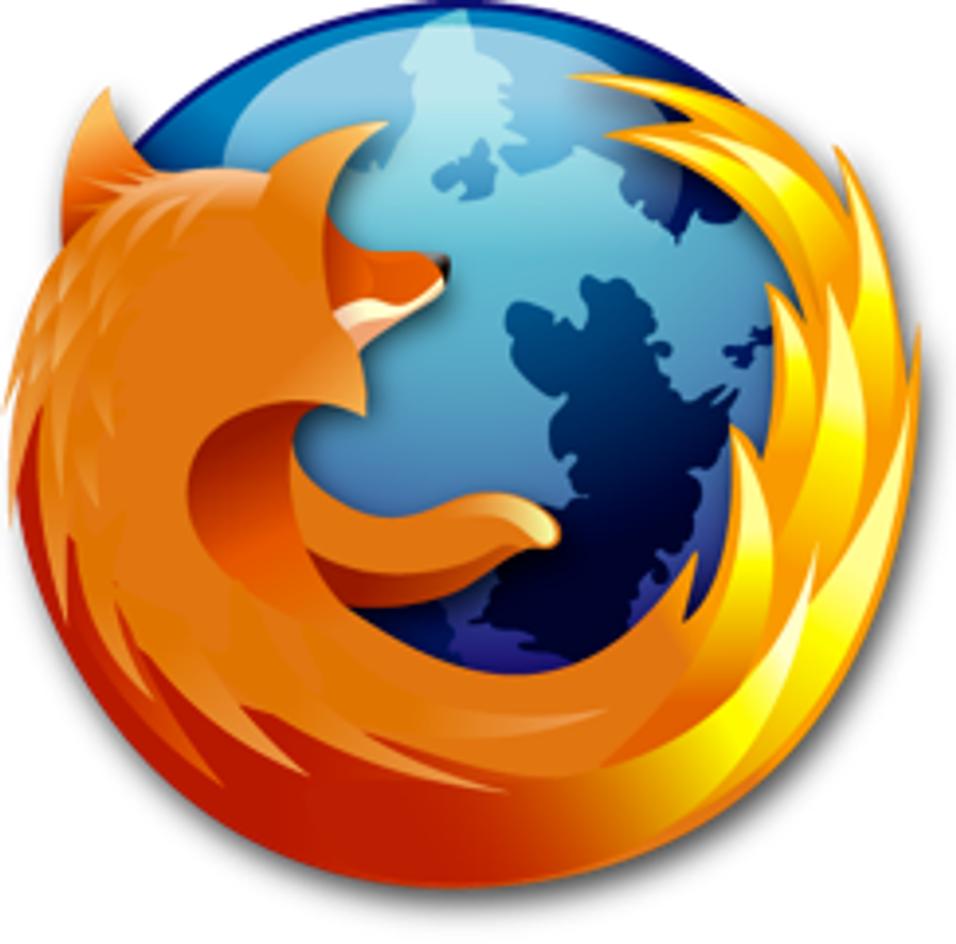 Firefox klatrer