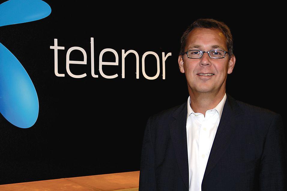 Telenor satser på fiber og mobilt bredbånd i Sverige