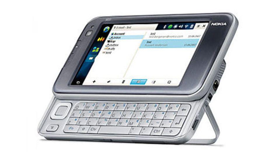 Nokia med Wimax-terminal