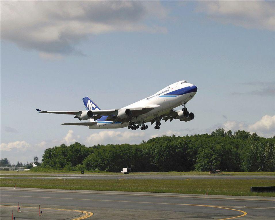 Tilbyr mobiltjenester på fly