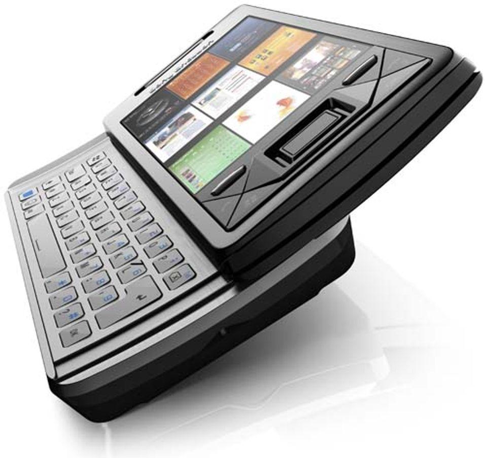 Sony Ericsson tar opp kampen mot iPhone