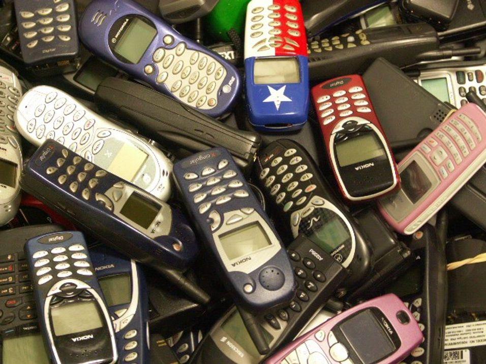 Minimal retur av brukte mobiler