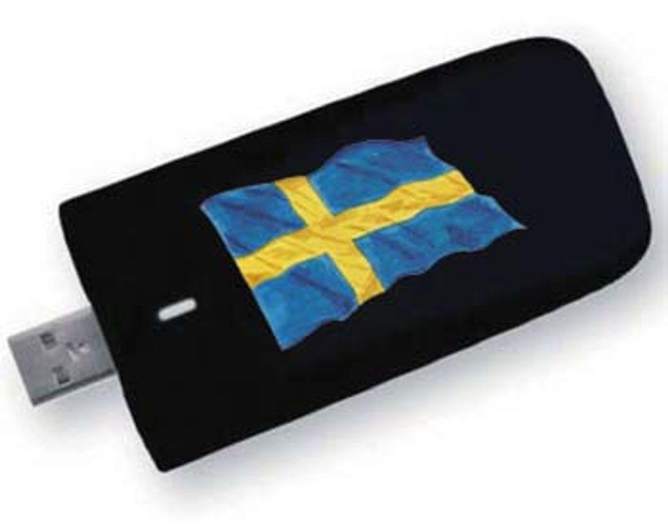Formidabel mobildatavekst i Sverige
