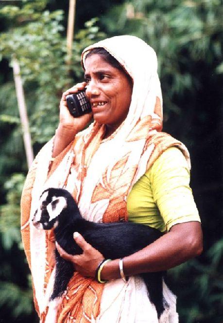 Duket for mobilkrig i Bangladesh