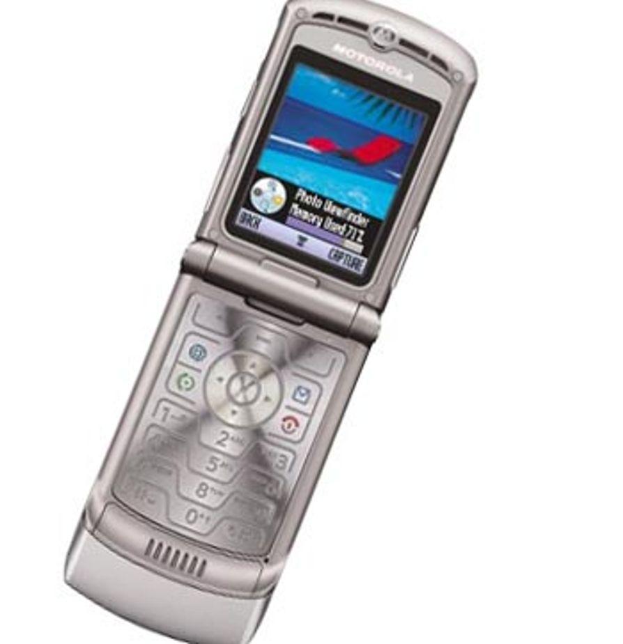 Motorola taper på mobiler