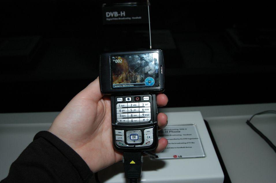 Liten interesse for mobil-TV