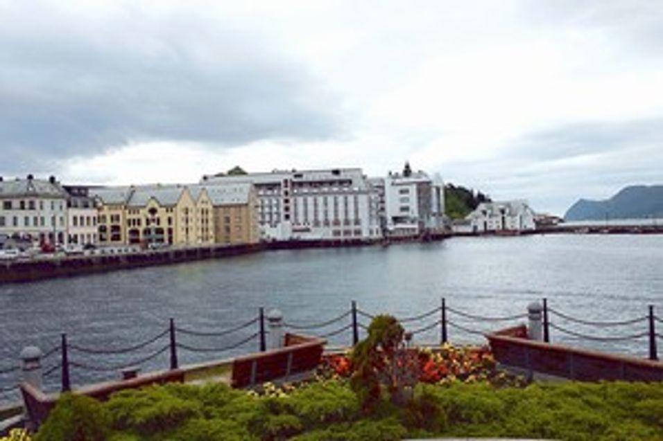 Omfattende fibersatsing i Ålesund