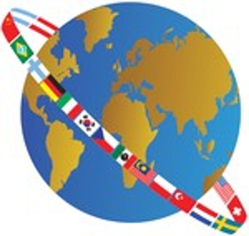 50 prosent global mobilpenetrasjon