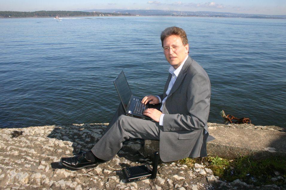 Mobilt internett i Vestfold