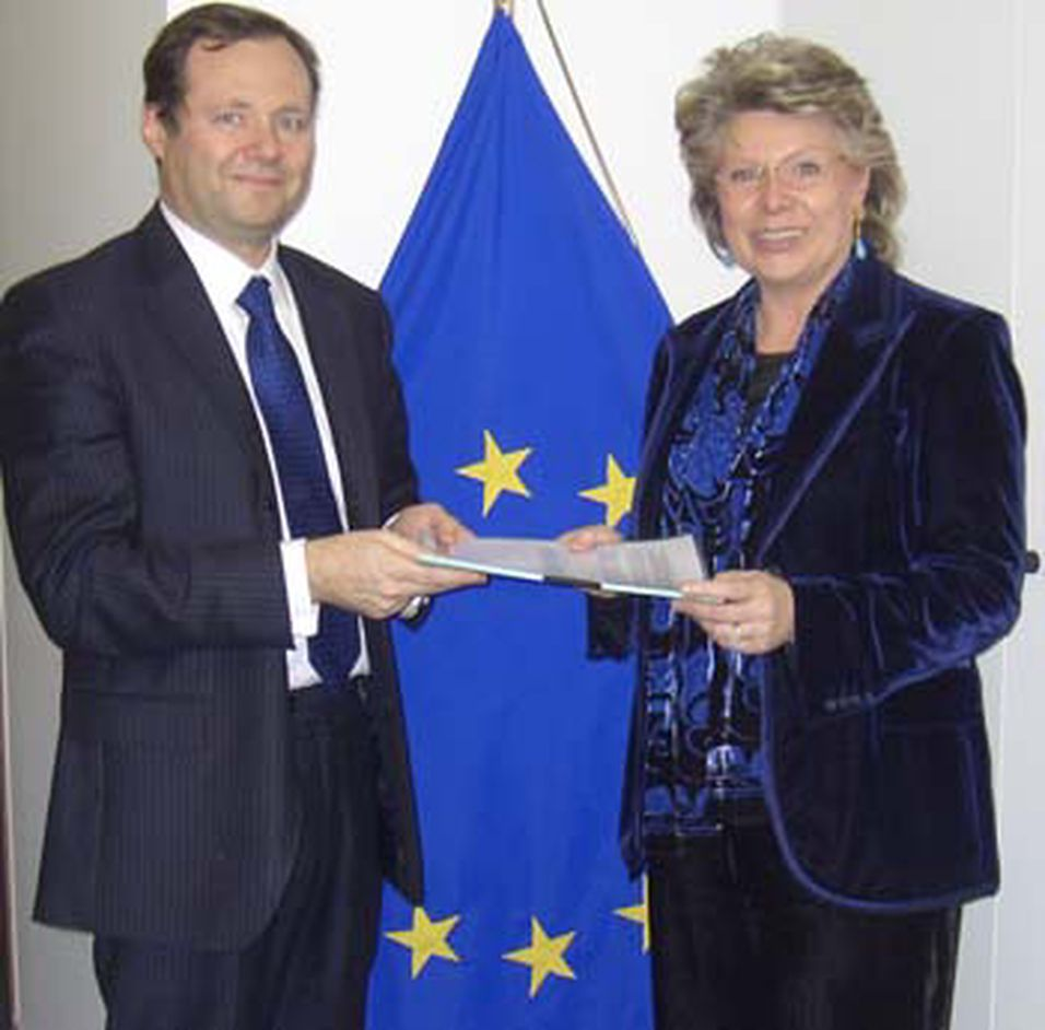 EU-pisken svir