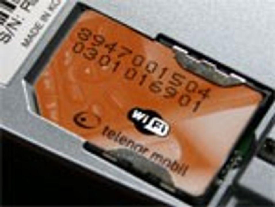 Mer minne i SIM-kortet