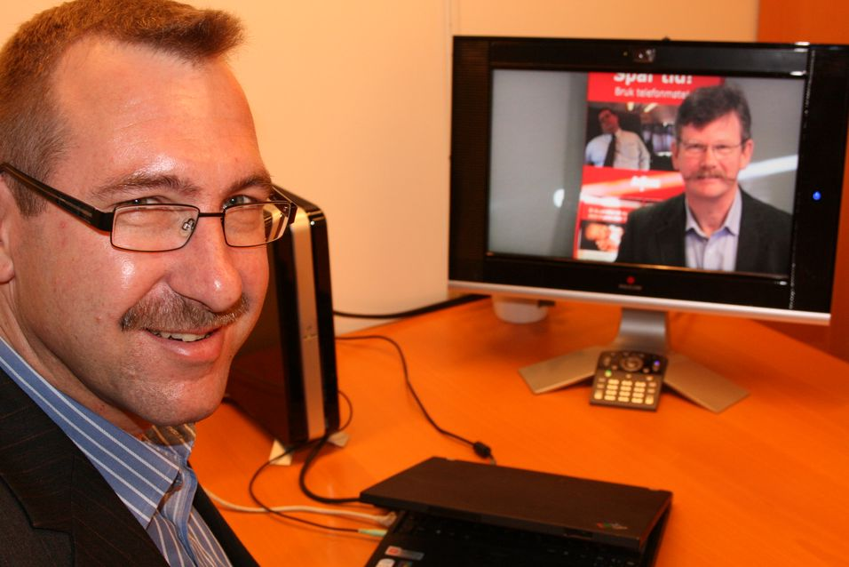 Videokonferanse i HD-kvalitet