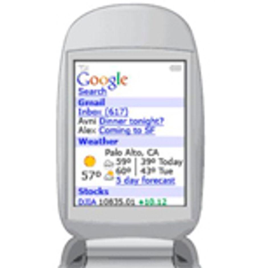 Google med mobilstandard