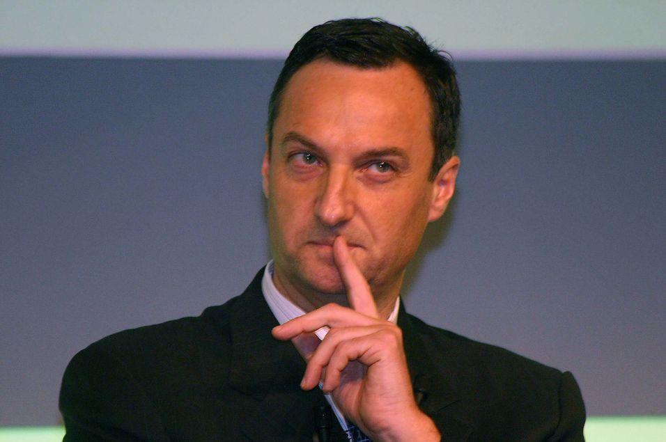 Finansdirektør går fra Alcatel-Lucent
