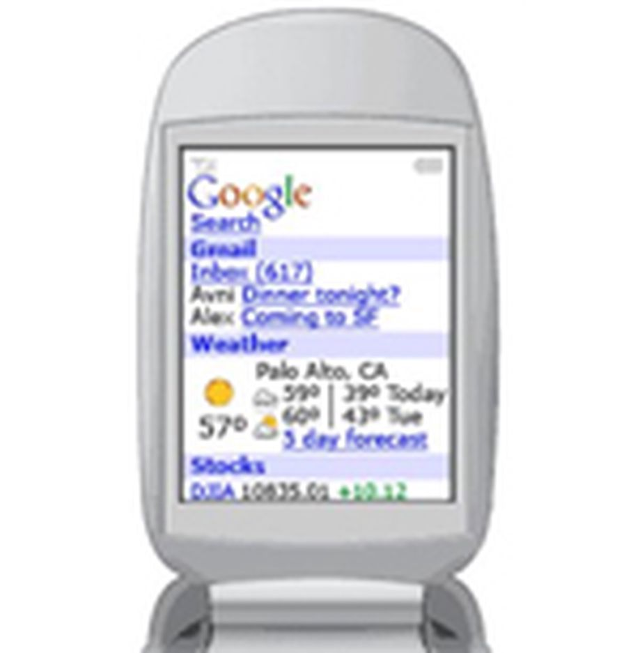 Google vil lage åpen mobilplattform