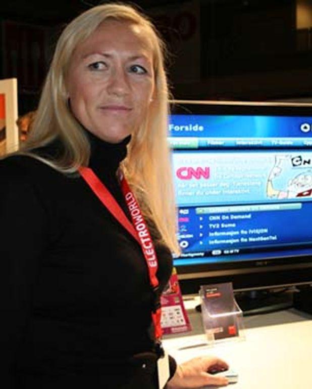 CNN og Cartoon Network på NextTV