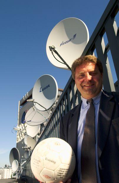 Delt ledelse i Telenor Broadcast