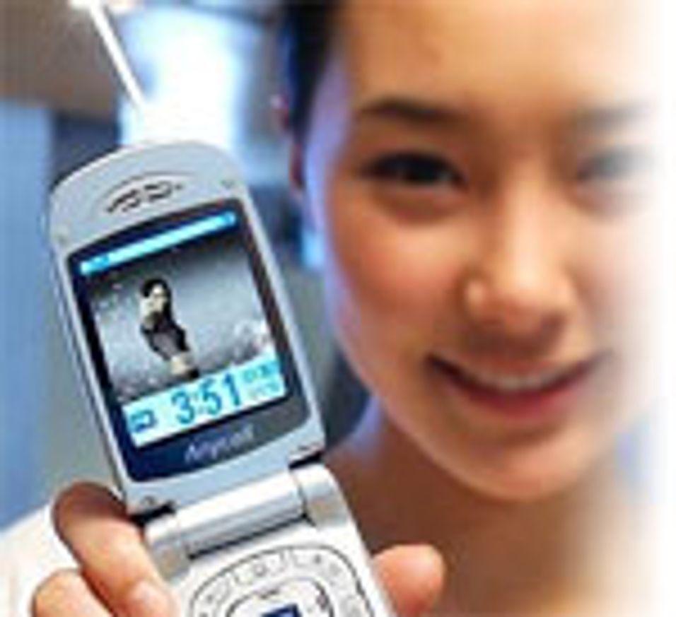 UMTS dominerer i Japan