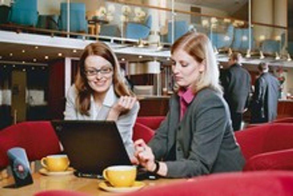 """Vil teppelegge UK med """"community-WiFi"""""""