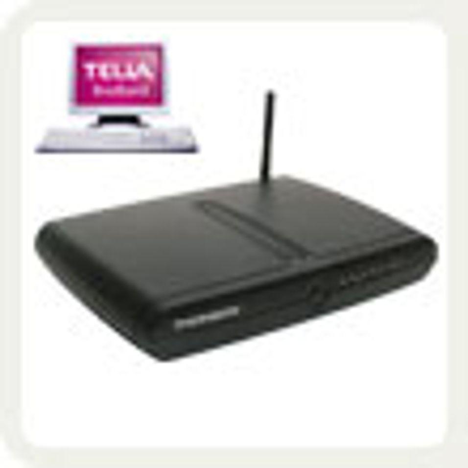 Smart hjemmeløsning fra Telia