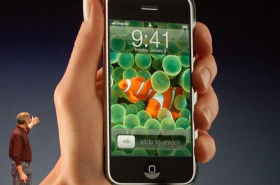 En million Iphoner solgt