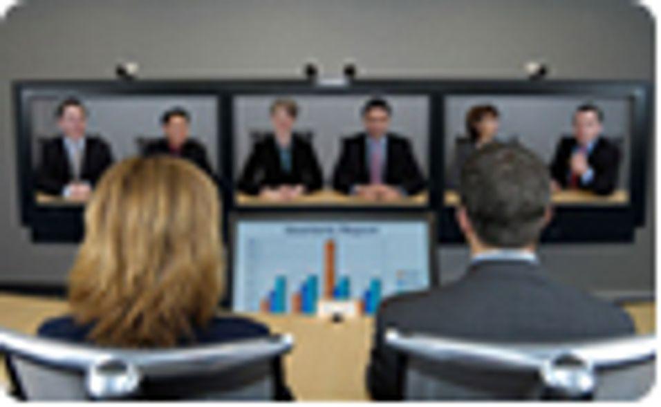 Fra videokonferanse til telepresens
