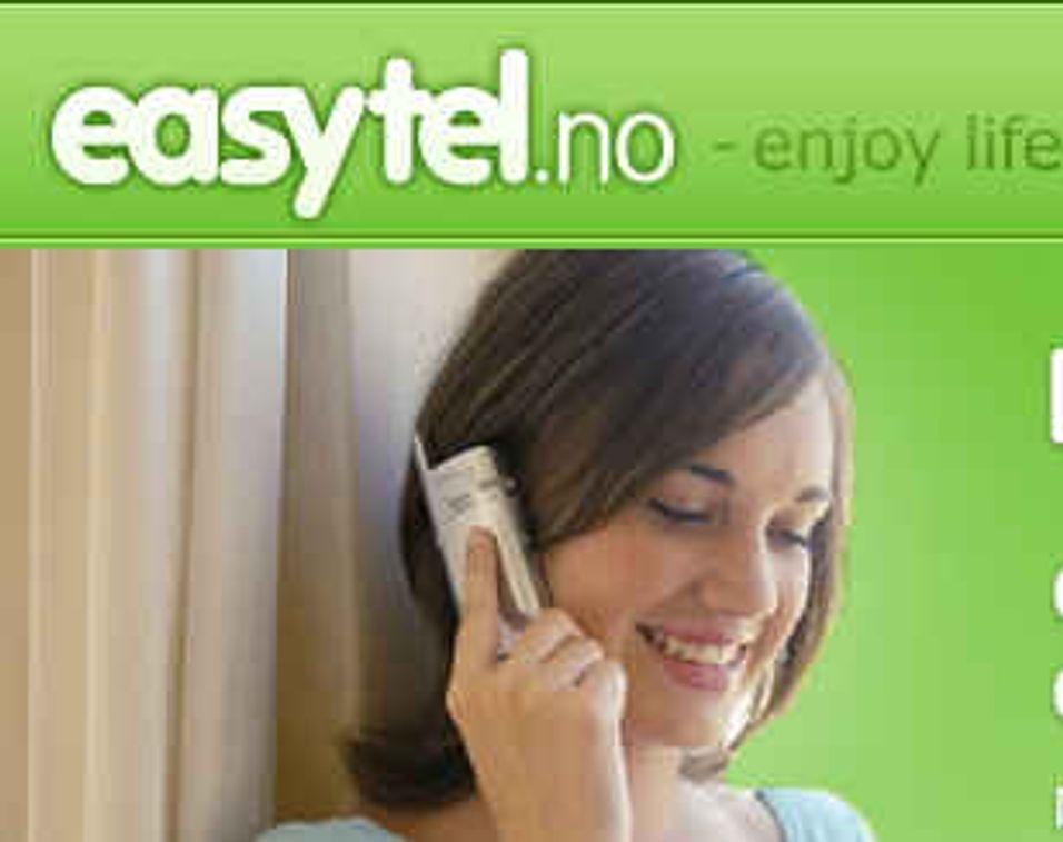 Easytel presses av Post- og teletilsynet