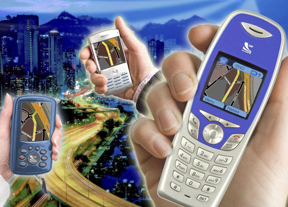 Konkurrentene knuser Motorola