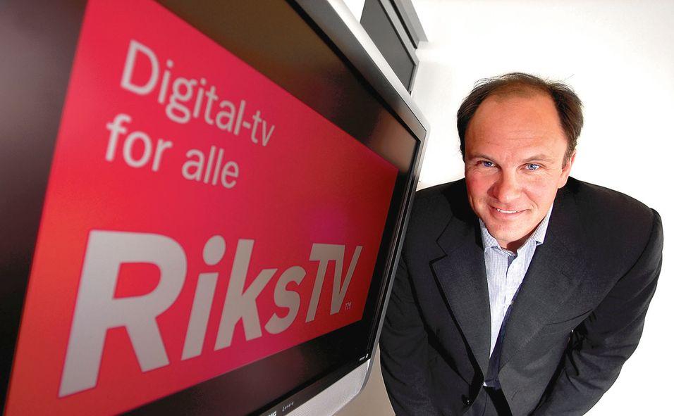 - RiksTV sist med HD
