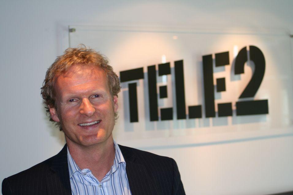 Flytter penger fra Telenor til Tele2