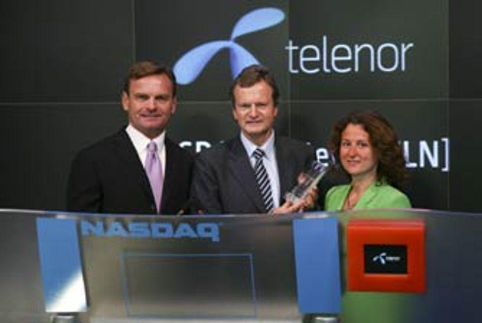 Telenor i global IT-topp