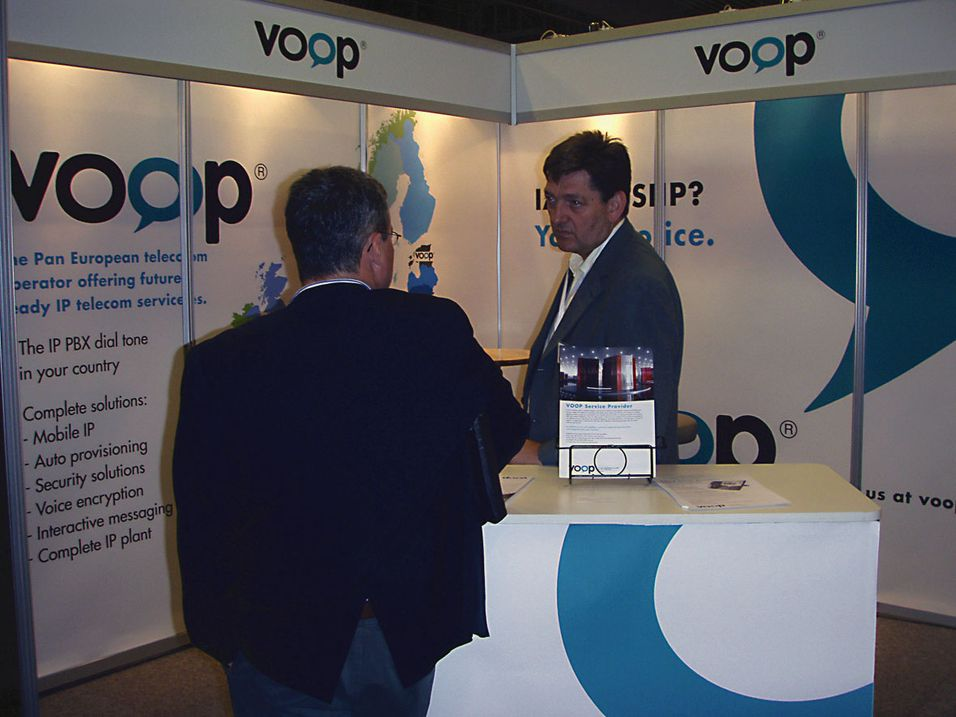 Stor IP-samling i Stockholm