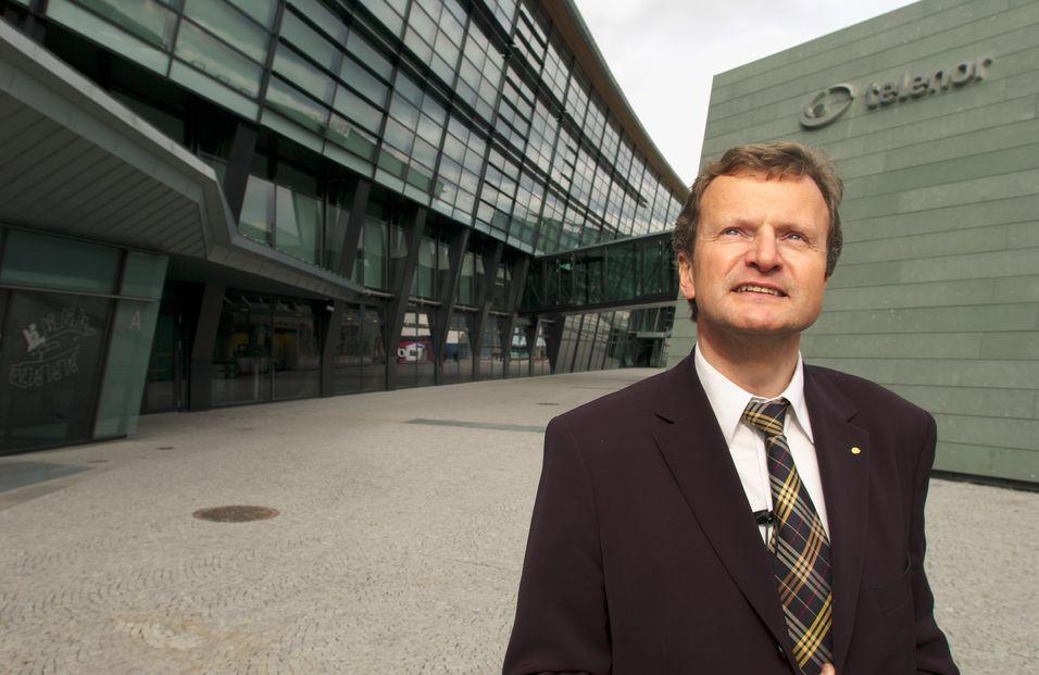 Jon Fredrik Baksaas