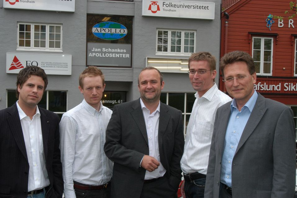 Norge Rundt-alternativet