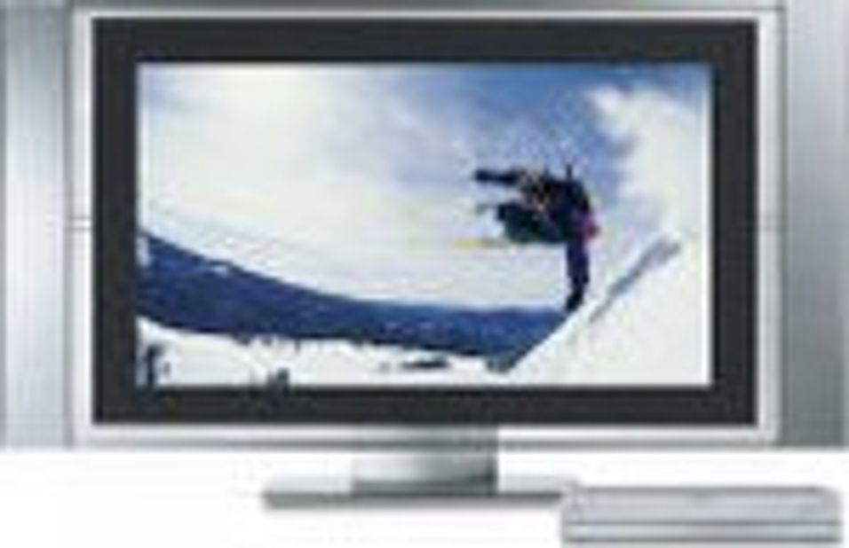 Lyse klar med HDTV