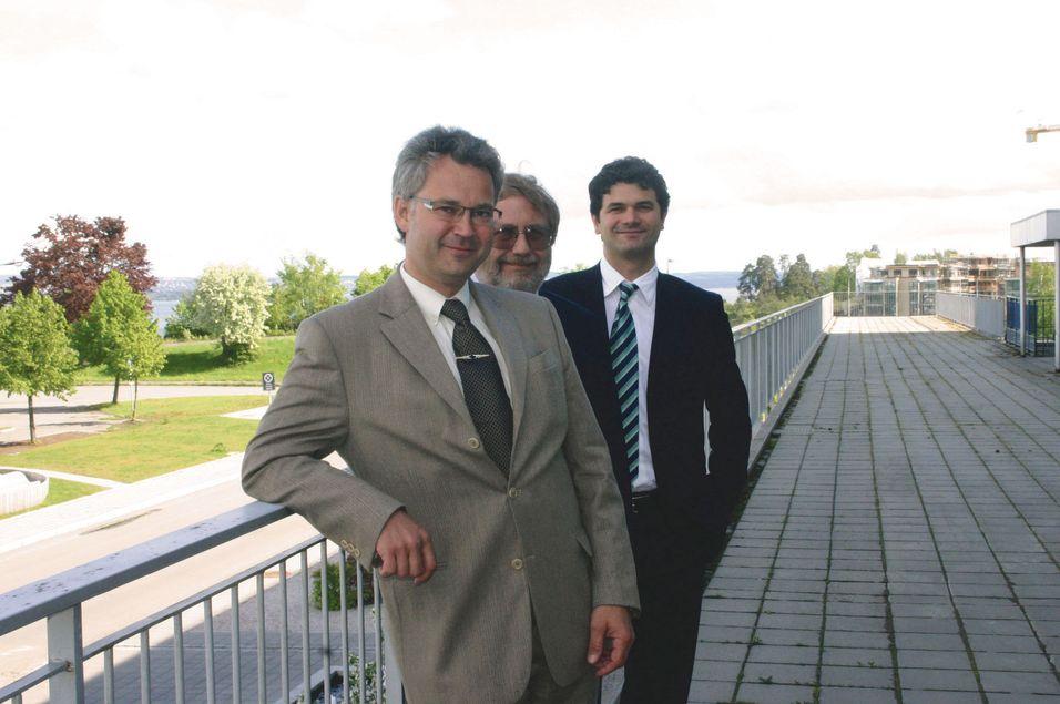 Snekrer mobil satellitt-standard i Norge