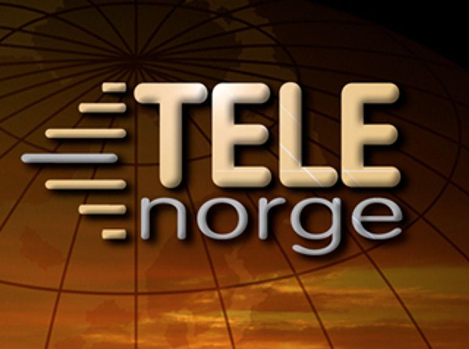 TeleNorge presentasjon